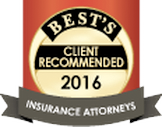 Bests client recommended award